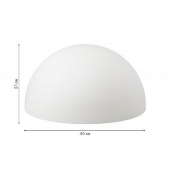 Lámpara Alba luminosa 50 cm 32043 8 Seasons Design