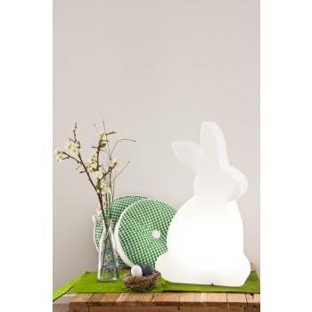 Conejo luminoso 50 cm 32478 8 Season Design